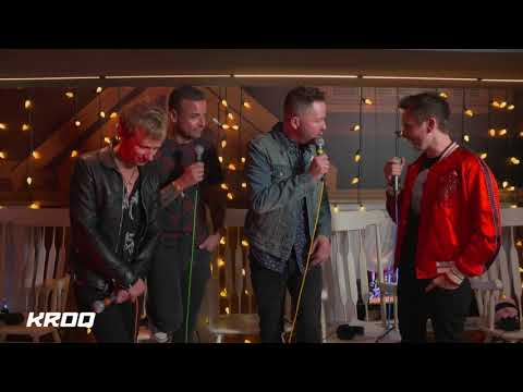 Muse Interview - KROQ Almost Acoustic Christmas 2017
