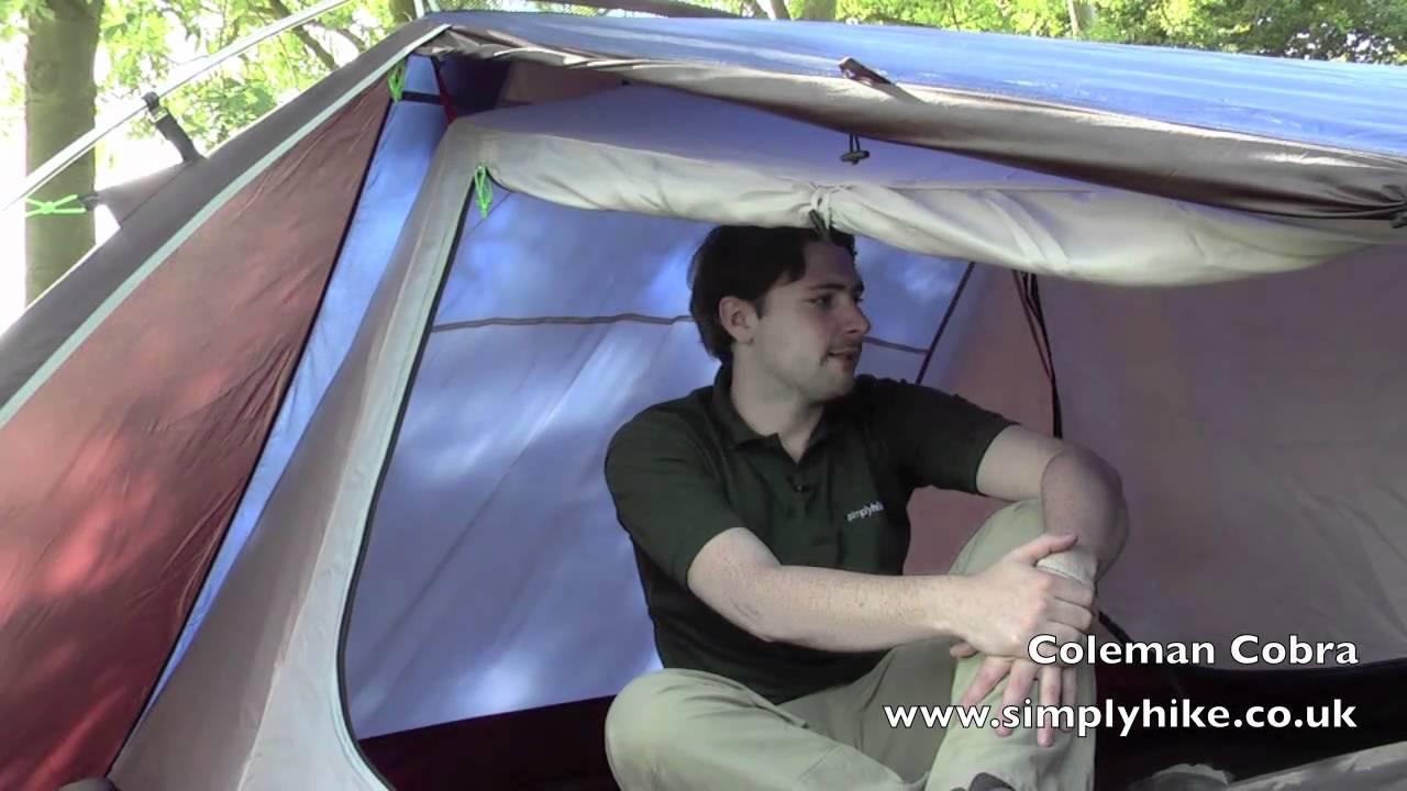 sc 1 st  YouTube & Coleman Cobra - www.simplyhike.co.uk - YouTube