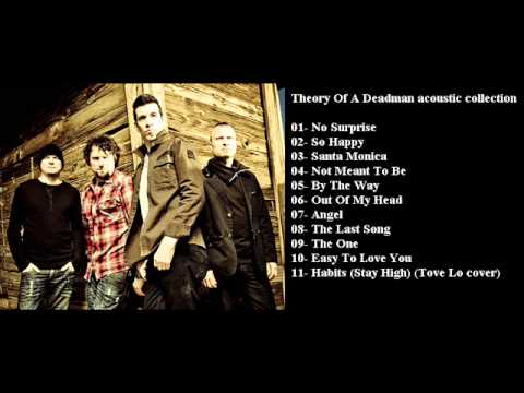 Theory Of A Deadman acoustic collection