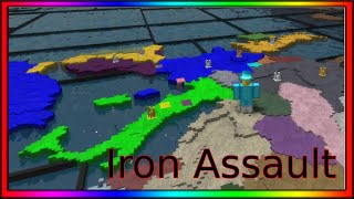 How To Play Iron Assault (Roblox)