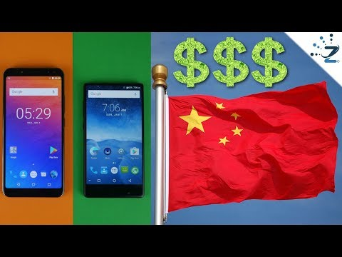 The Real Reason Chinese Phones are so Cheap in 2018...🔥🔥🔥