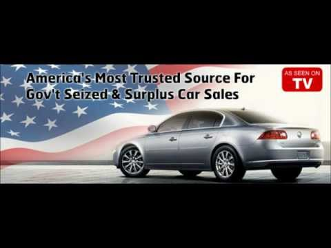 Government auto auctions - get cheap gov seized cars and trucks in public online auctions