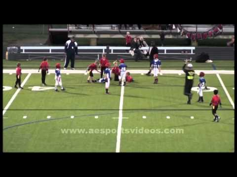 Ryan Kelly 2013 Grapevine Colleyville (TX) Youth Football Highlights Part 2