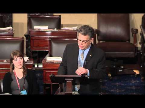 Sen. Franken's Floor Statement on Wind Energy