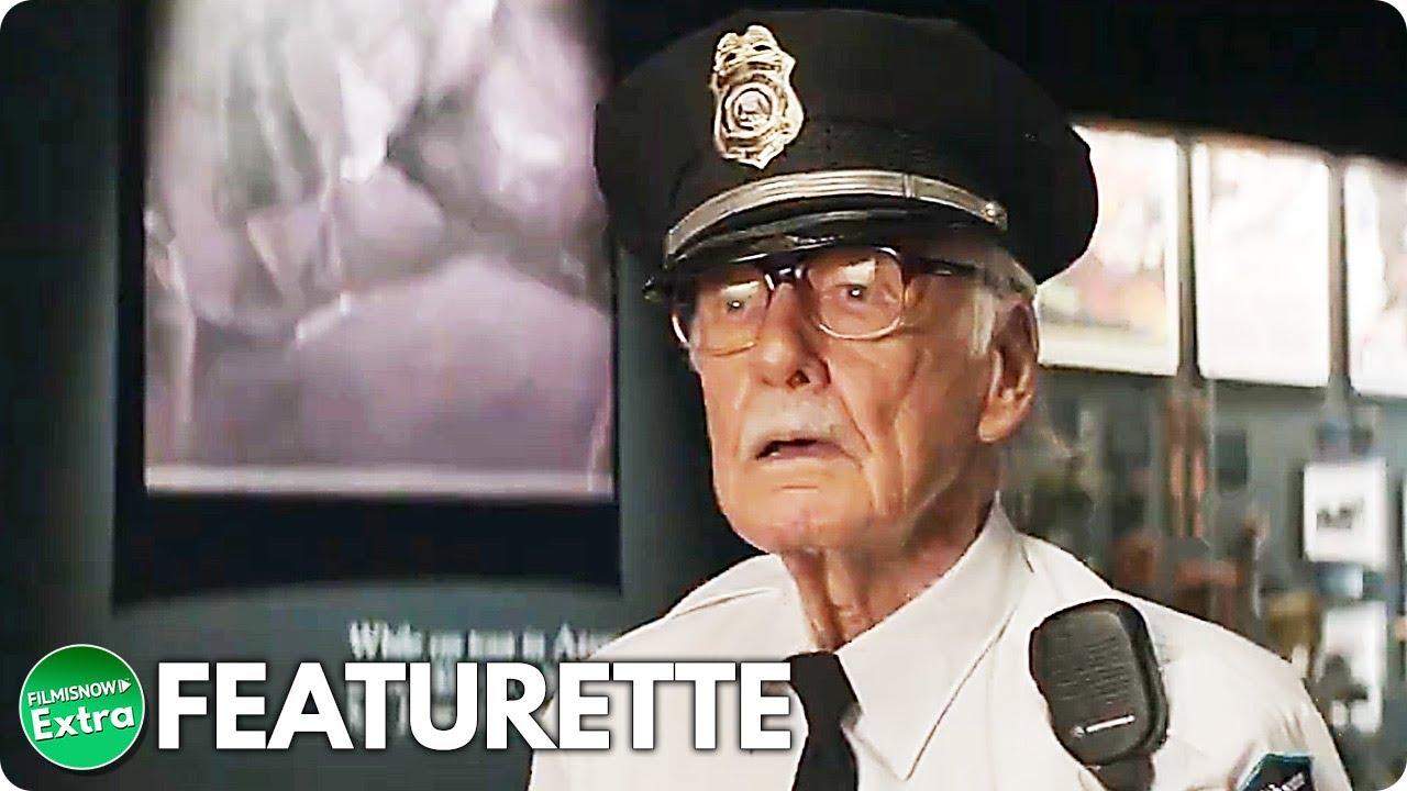 AVENGERS: ENDGAME (2019)   Stan Lee Cameos Featurette