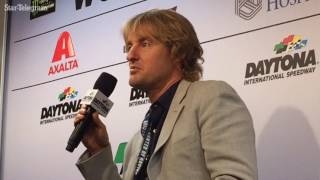 owen wilson on celebrity life and racing roots in texas