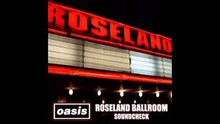 Oasis - Champagne Supernova (Soundcheck / New York Roseland Ballroom 1995) AUDIO CLEAN