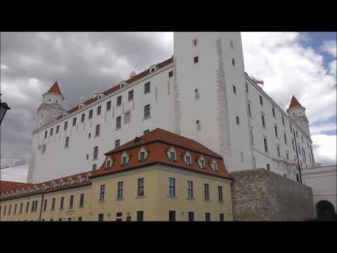 City of Bratislava . Bratislava Travel Guide 5/2016