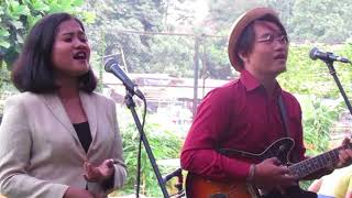 T-IPE-X - Genit Cover by SIMPLE OVERTURE Live at De mahogany Cafe