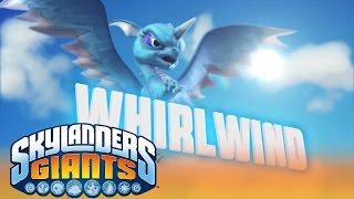 Meet the Skylanders: Series 2 Whirlwind l Skylanders Giants l Skylanders