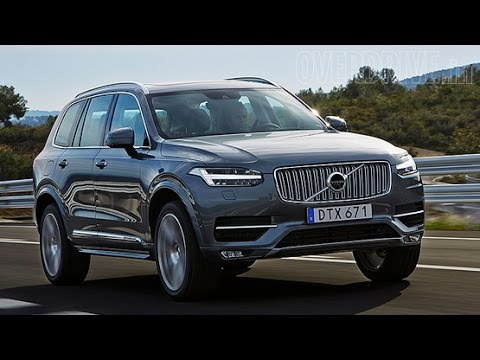 2015 Volvo Xc90 First Drive Review Youtube