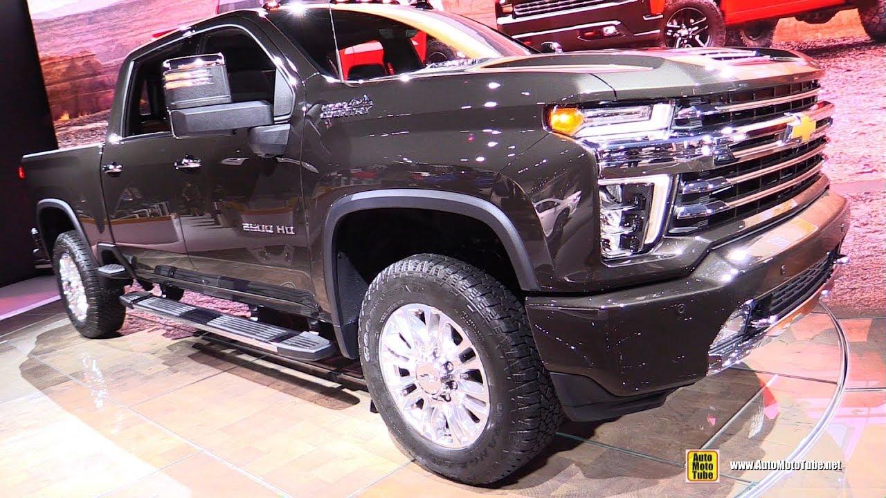 2020 Chevrolet Silverado 2500 HD High Country - Exterior ...