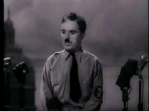 El discurso de Chaplin contra el fascismo que sigue vigente 80 años después