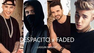 Download Despacito X Faded (LASGUN Mashup) - Alan Walker, Luis Fonsi, Daddy Yankee, Justin Bieber Mp3