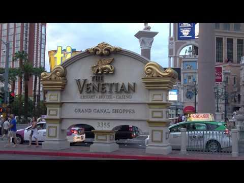 The Venetian Hotel, Las Vegas, USA