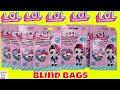 LOL SURPRISE BLIND BAGS FASHION TAGS OPENING TOYS FUN KIDS