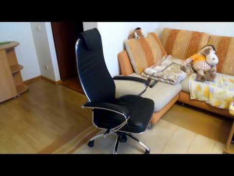 Купил кресло - в интернете говорят, что оно говнище...(Samurai KL-1 )