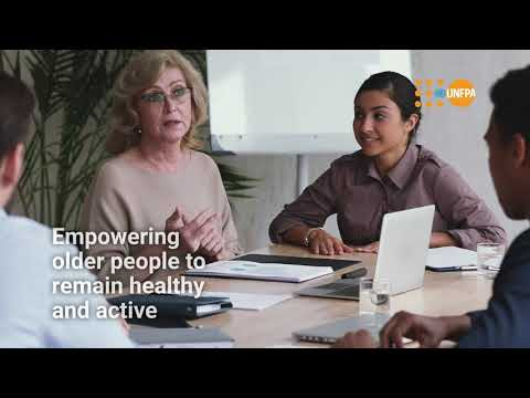 UNFPA's Demographic Resilience Programme