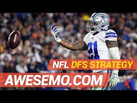NFL DFS STRATEGY - WEEK 3 FIRST LOOK - 2019 FANTASY FOOTBALL: DRAFTKINGS | FANDUEL | YAHOO