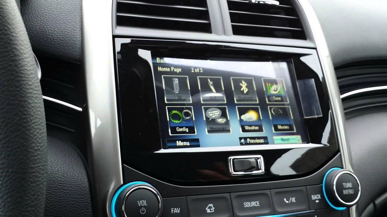Chevrolet malibu 2015 eco