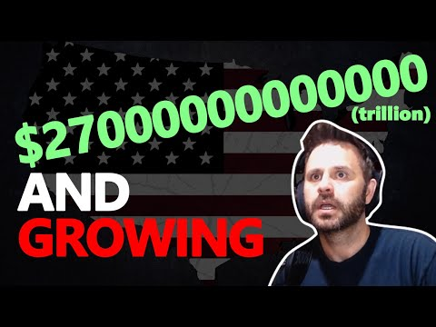 The U.S. debt is OUT OF CONTROL - What this means for YOU!