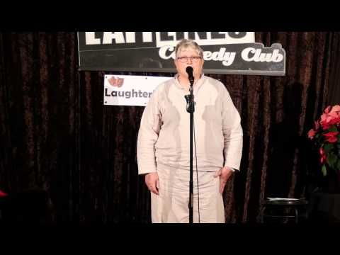 NICKY PHILLIPS PERFORMS @ LAUGHTERZONE 101 GALA