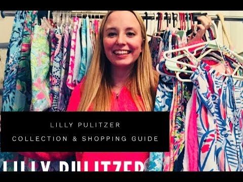 5a7703cf53 LILLY PULITZER COLLECTION AFTER PARTY SALE GUIDE TO SHOPPING   SIZING