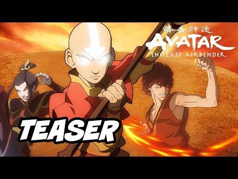 Avatar The Last Airbender Netflix Teaser - Why Zuko Has The Best Redemption Arc Breakdown