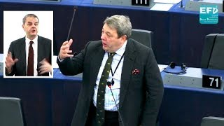 Dishing out more money on migration will only encourage more of the same - David Coburn MEP