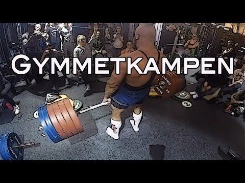 GYMMETKAMPEN på Gym & Fitness Stockholm