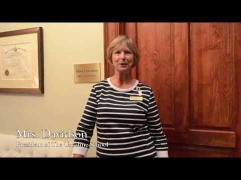 Welcome Message From Mrs. Davidson, President of The Ursuline School