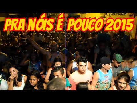 Carnaval de Nazaré Paulista 2015 - Bloco Pra Nóis é Pouco