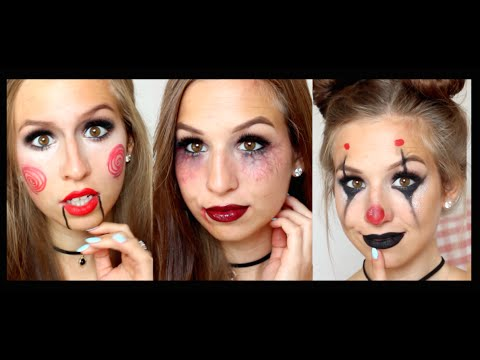 Halloween Make Up Kostum Ideen Last Minute Kostenlos Cali