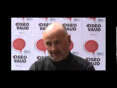 OSEO Vaud - Interview  - Jean Troillet