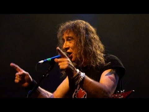 Anvil (Robb Reiner) Drum Solo 3-2-2018 the Netherlands Metropool Hengelo (OV) from YouTube · Duration:  4 minutes 2 seconds