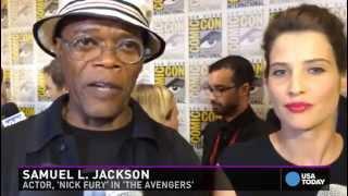 Are the 'Avengers' stars nerds? Thumbnail