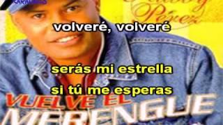Karaoke Volveré Rubby Perez