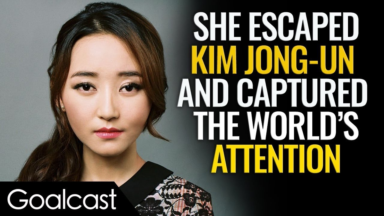 Download Escaping North Korea in Search of Freedom at only 13   Yeonmi Park Documentary   Goalcast