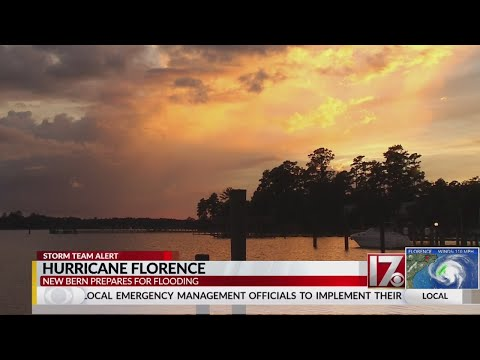 After Hurricane Irene, New Bern residents expect disastrous flooding from Florence