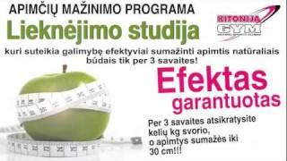 Lieknejimo studija reklama Kitonija Gym.mpg