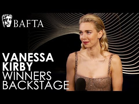 Vanessa Kirby on Winning Supporting Actress for The Crown