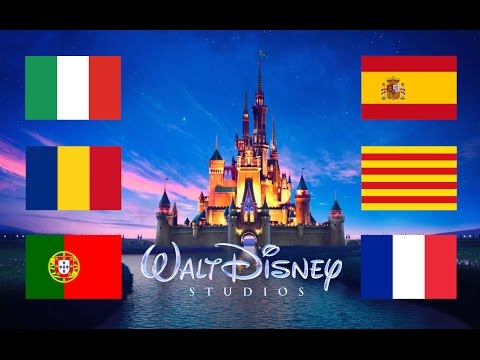 Personal Ranking of Romance Languages with Disney Songs