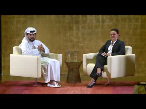 "The CEO of the Qatar Stock Exchange featured at the Launch of ""The Georgetown Portfolio"""
