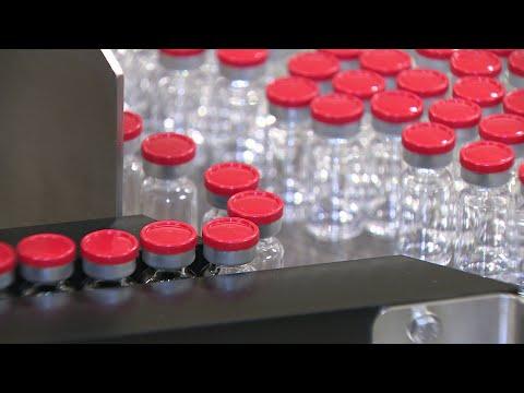 На ярославском фармпредприятии производят препарат для лечения коронавируса