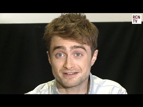 Daniel Radcliffe Interview - What If Premiere Press Conferen
