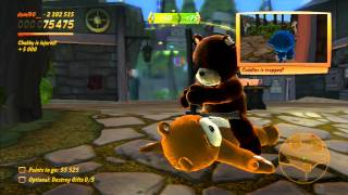 Naughty Bear - Gold Edition - Gameplay