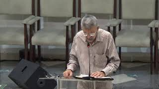 #57 - Culto de Oração e Ensino | Rev. Robson Ramalho