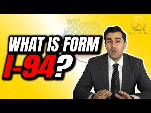 What Is I 102 Form? - YouTube
