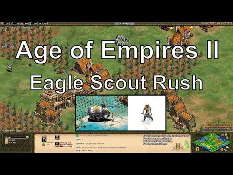 Aoe2 HD: 2v2 Budapest (Eagle Scouts & Battle Elephants)
