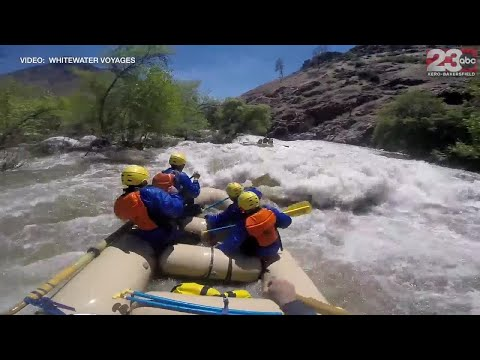 The Kern River: Changes in Tourism